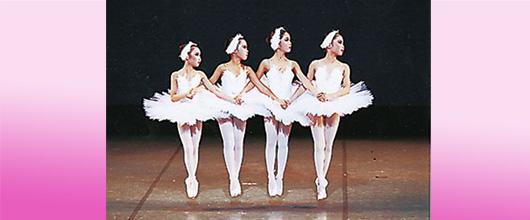 バレエ教室3