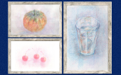 アート体験教室 色鉛筆/水彩色鉛筆/パステル