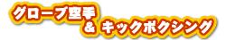 グローブ空手&キックボクシング1