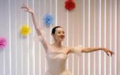 子供のためのクラシックバレエ・大人のやさしいバレエクラス2